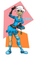 Lilia by FarothFuin