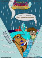 McD: Cap 2 - Esto ya es Demasiado by FarothFuin