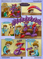 Cap 2 - pag 18: Animales by FarothFuin