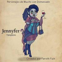 Jennyfer by FarothFuin