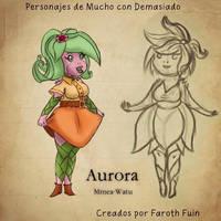 Aurora by FarothFuin