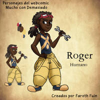 Roger by FarothFuin