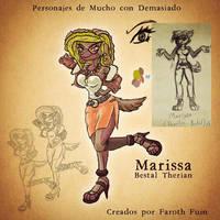 Marissa by FarothFuin