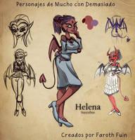 Helena by FarothFuin