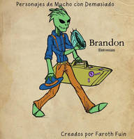 Brandon by FarothFuin