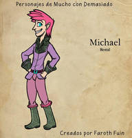 Michael by FarothFuin
