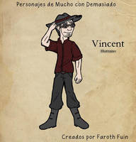 Vincent by FarothFuin