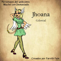 Jhoana by FarothFuin