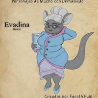 Evadina by FarothFuin
