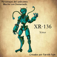 XR-136 by FarothFuin