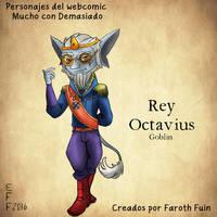 Rey Octavius by FarothFuin