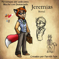 Jeremias by FarothFuin