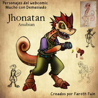Jhonatan by FarothFuin