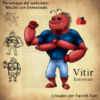 Vitir by FarothFuin