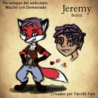 Jeremy by FarothFuin