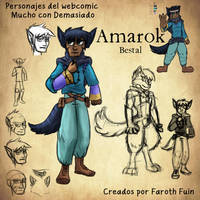 Amarok by FarothFuin