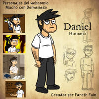 Daniel by FarothFuin