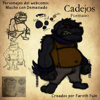 Cadejos by FarothFuin