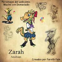 Zarah by FarothFuin