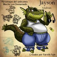 Jayson by FarothFuin