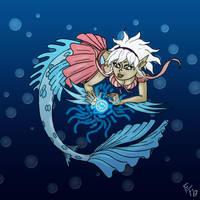 Mermay 030 - Lilia by FarothFuin