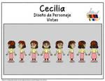 Cecilia by FarothFuin