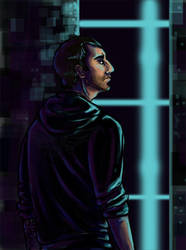Is your name Desmond Miles? by SeraphimSeranade