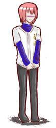 Haruichi stocking :p by 13thSieg
