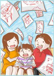 Teach Your Child how Wonderful World is by 13thSieg