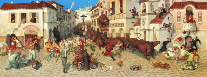 Fiesta by Waldemar-Kazak