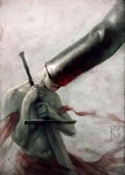 long bucket by Waldemar-Kazak