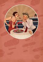 Bon appetit by Waldemar-Kazak