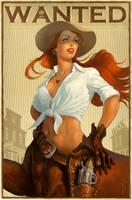 Horsegirl by Waldemar-Kazak