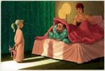 Bed time by Waldemar-Kazak