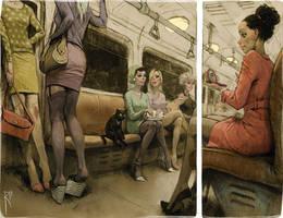 Loneliness by Waldemar-Kazak