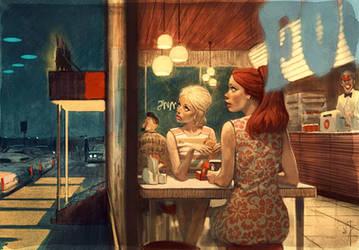 UFO by Waldemar-Kazak