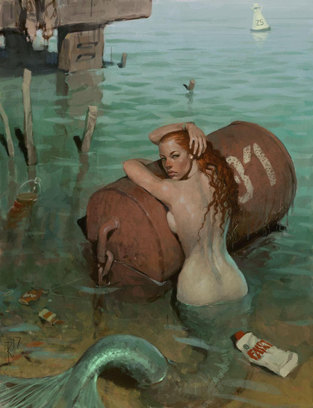 Mermaid2017 by Waldemar-Kazak