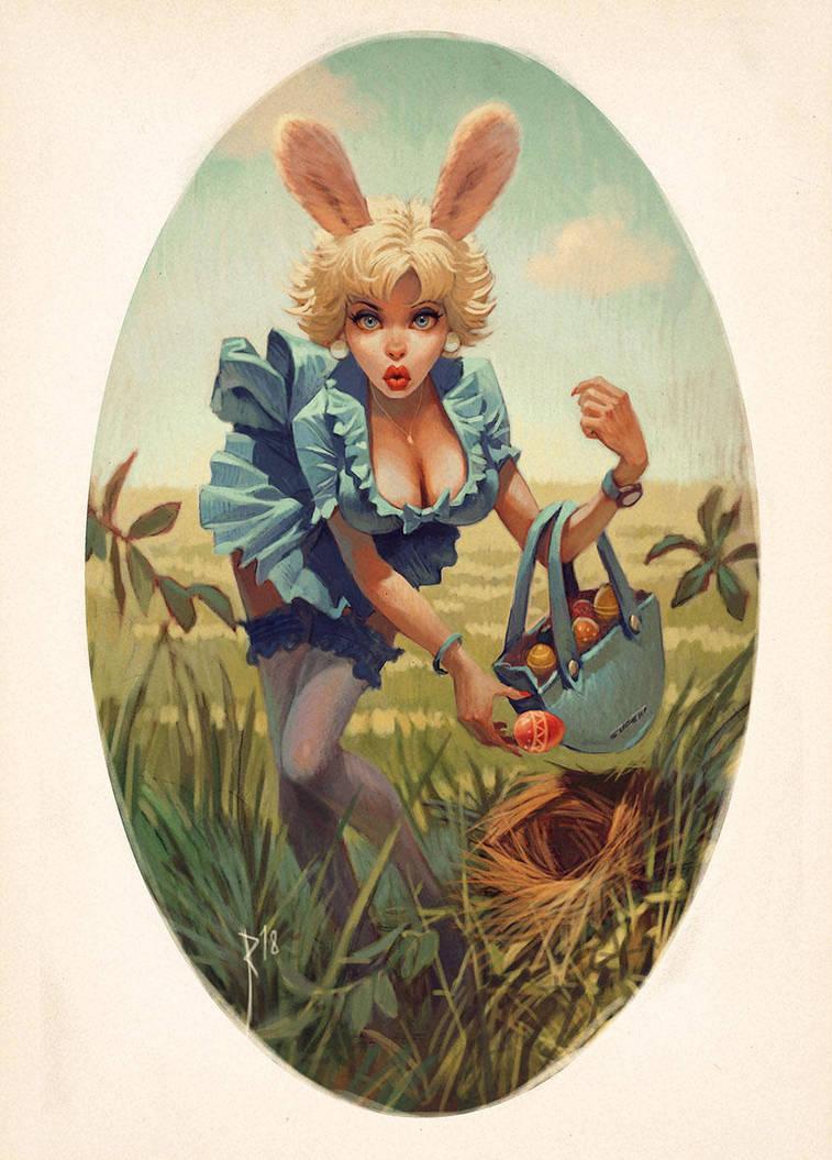 Happy Easter by Waldemar-Kazak