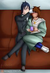 ++ - You'll feel better soon, I promise. by Lunakiri