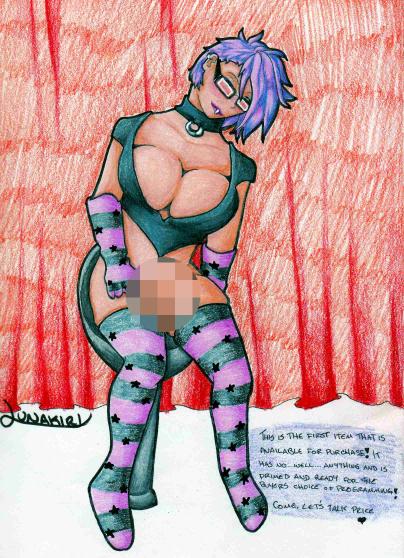 Luna for Sale! [Censored] by Lunakiri