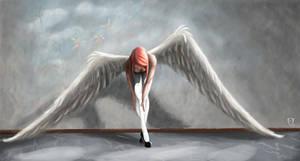 Angel by Panlannen