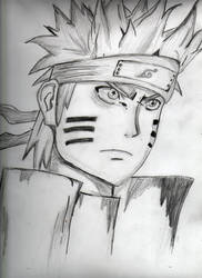 Uzumaki Naruto by szkoppany