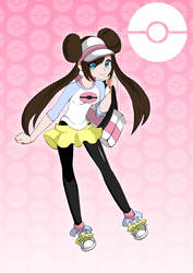 Pokemon BW2 by Pikahu37