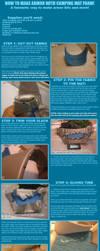 How to make armor by Maguma by DynamiteBreakdown