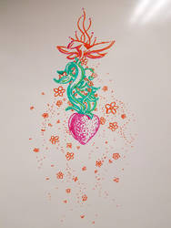 Strawberry by Narotiza