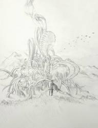 Flying Venustrap by Narotiza