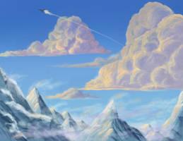 skyship by master-of-dizazter