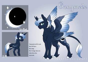 NextGen: Prince Ganymede [2017 Ref] by BlueSideArts