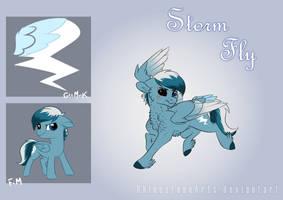 NextGen: Storm Fly [2017 Ref] by BlueSideArts