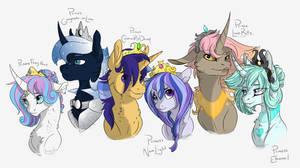 New Age Royals [NextGen] by BlueSideArts